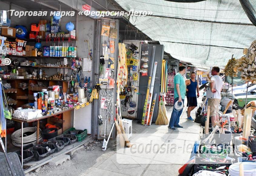 Полтавский рынок в г. Феодосия - фотография № 5