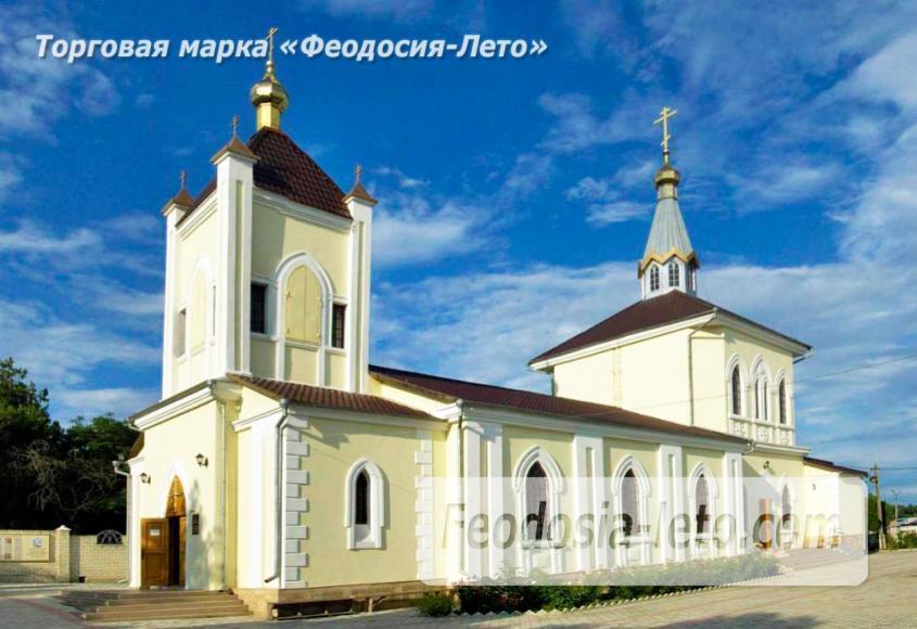 Церковь Всех Святых в Феодосии - фотография № 5