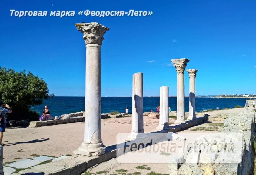 Древний Херсонес в Севастополе - фотография № 5