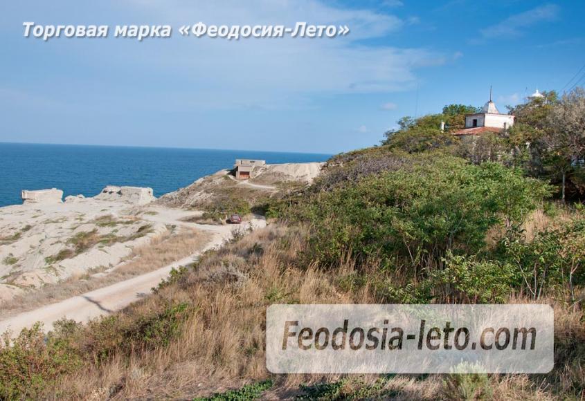 Экскурсии в Феодосии. Маяк и бухты - фотография № 6
