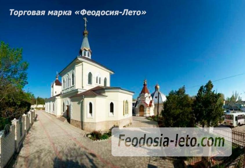 Церковь Всех Святых в Феодосии - фотография № 6