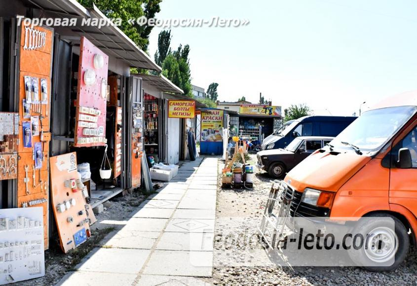 Полтавский рынок в г. Феодосия - фотография № 6