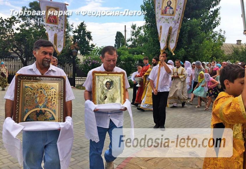 Храм Архистратига Михаила в Феодосии - фотография № 8