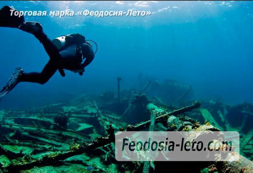 Музей подводной Археологии в Феодосии - фотография № 1