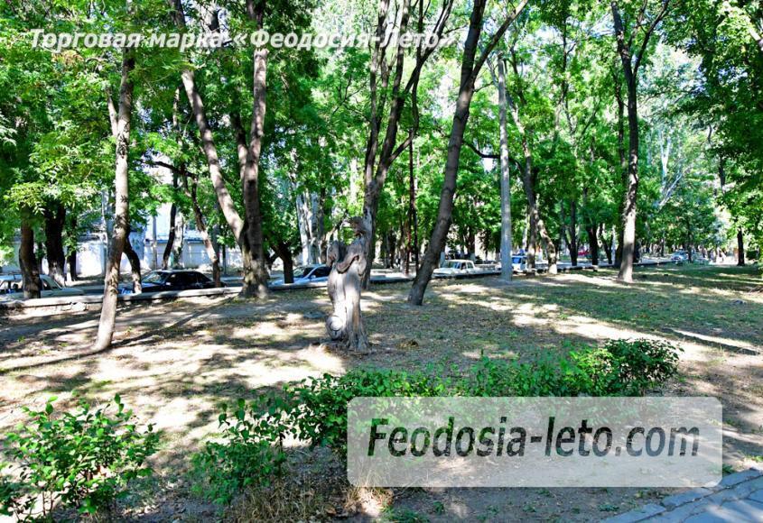 Парки Феодосии - Морсад - фотография № 8