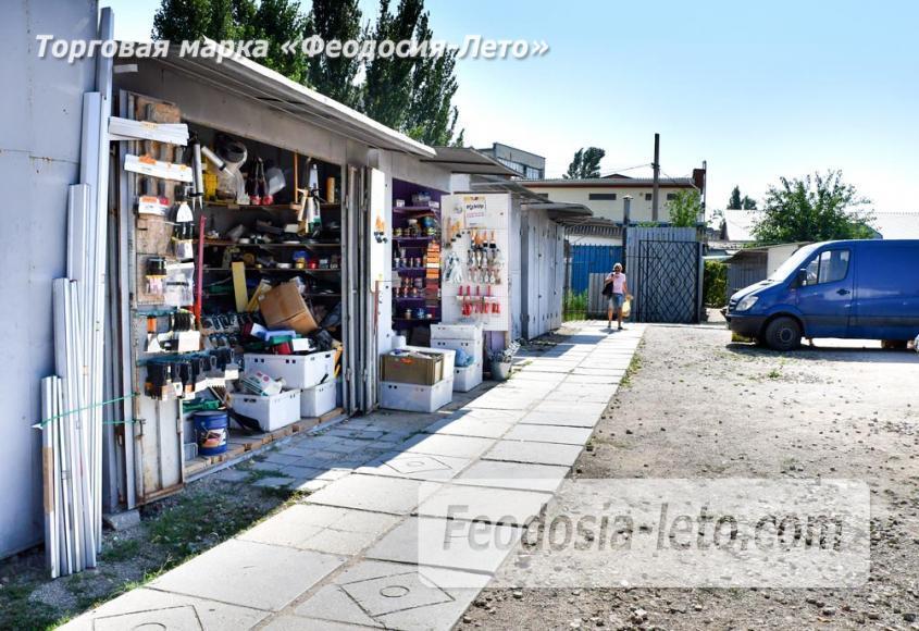 Полтавский рынок в г. Феодосия - фотография № 7