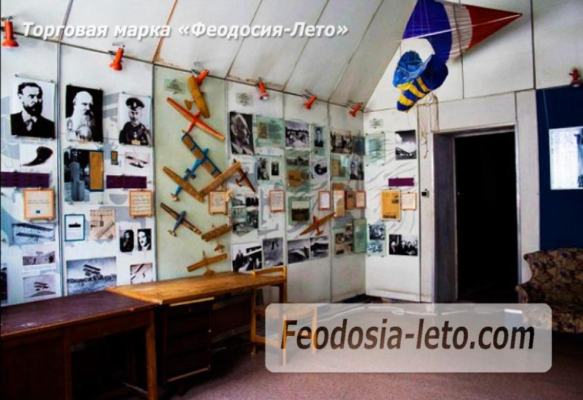Феодосия музей Дельтапланеризма - фотография № 6