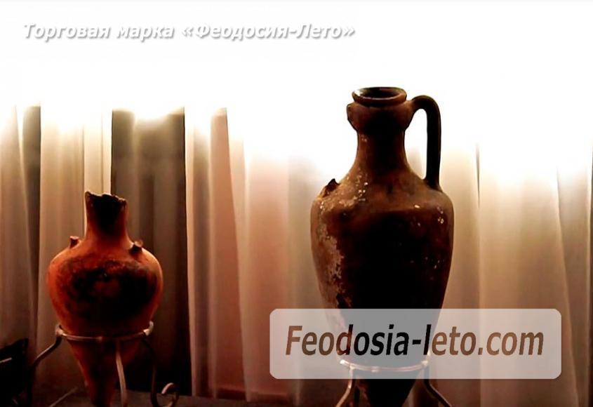 Музей подводной Археологии в Феодосии - фотография № 3