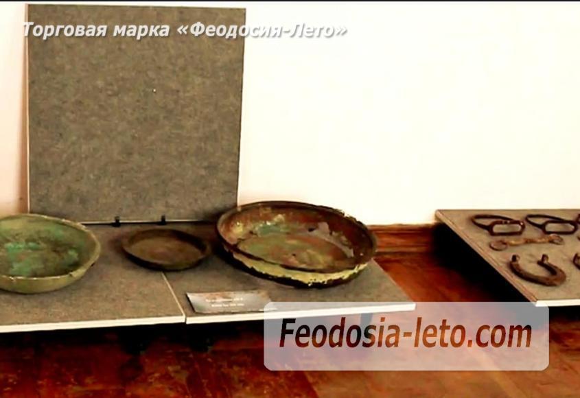 Музей подводной Археологии в Феодосии - фотография № 6