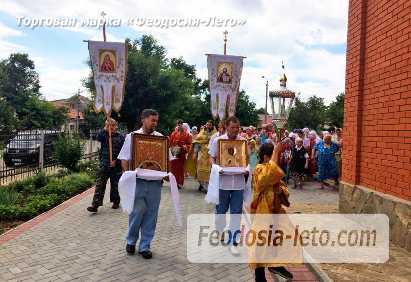 Храм Архистратига Михаила в Феодосии - фотография № 9