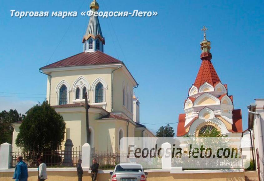 Церковь Всех Святых в Феодосии - фотография № 8