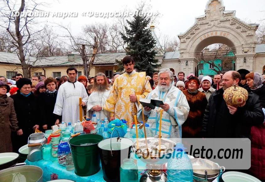 Казанский собор в Феодосии - фотография № 8