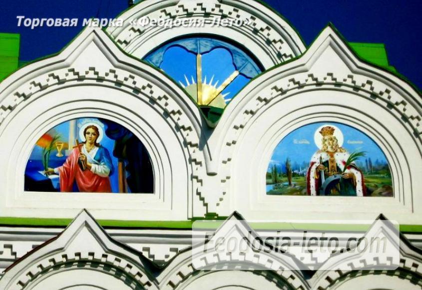 Храм Святой Екатерины в Феодосии - фотография № 8