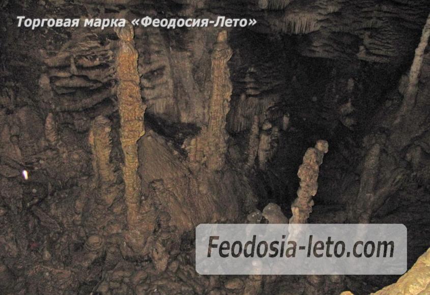 Феодосия экскурсии. Мраморные пещеры - фотография № 11