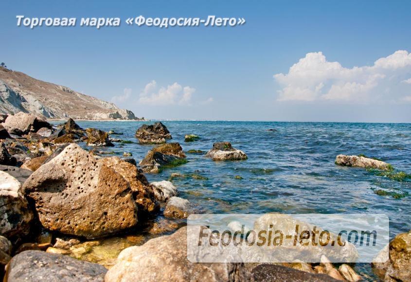 Экскурсии в Феодосии. Маяк и бухты - фотография № 9