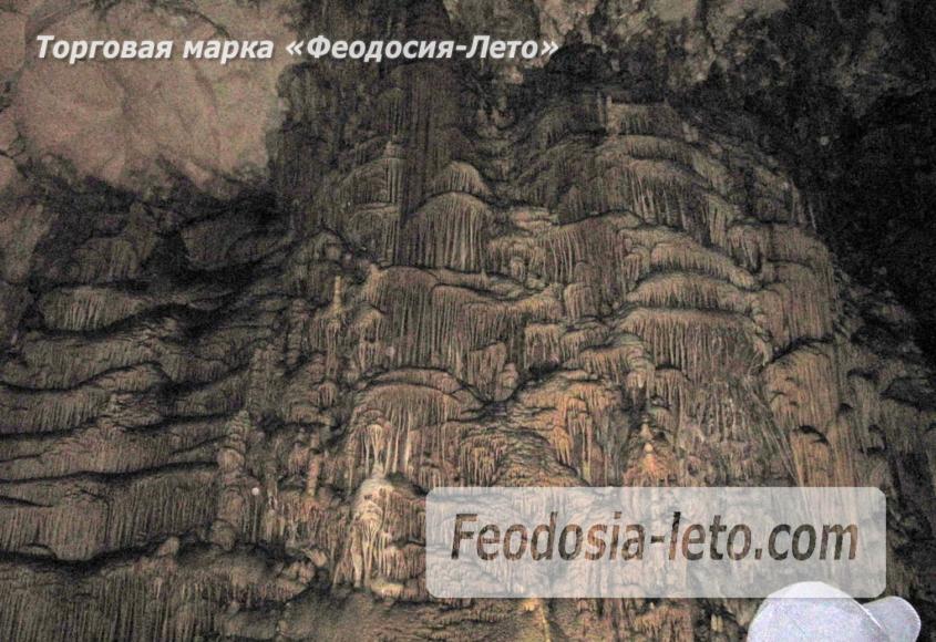 Феодосия экскурсии. Мраморные пещеры - фотография № 10