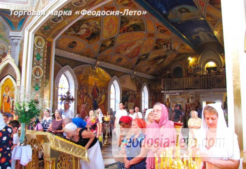 Церковь Всех Святых в Феодосии - фотография № 9