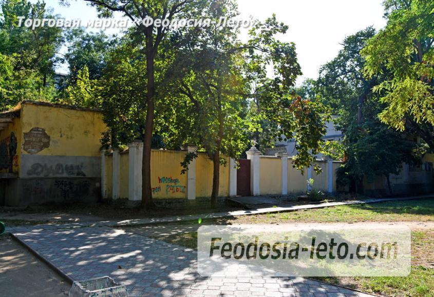 Парки Феодосии - Морсад - фотография № 10
