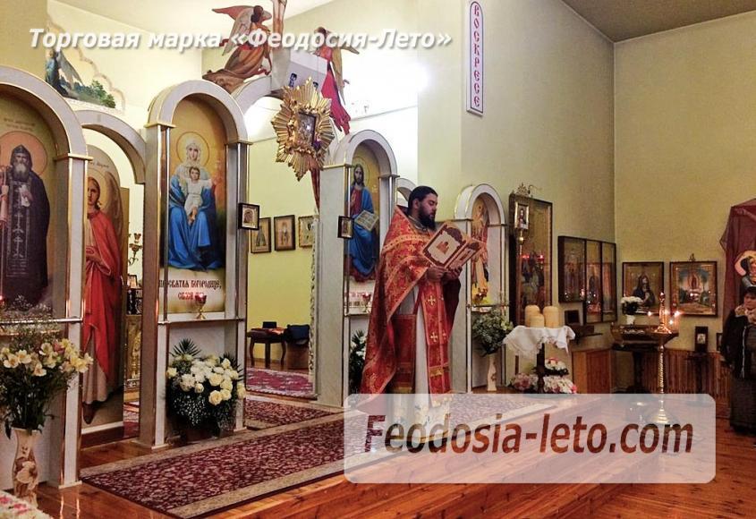 Храм Архистратига Михаила в Феодосии - фотография № 11