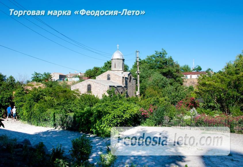 Экскурсия по Генуэзской крепости в г. Феодосия - фотография № 7