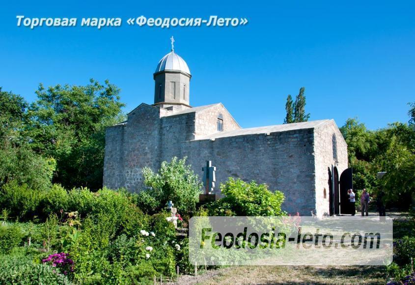 Экскурсия по Генуэзской крепости в г. Феодосия - фотография № 8