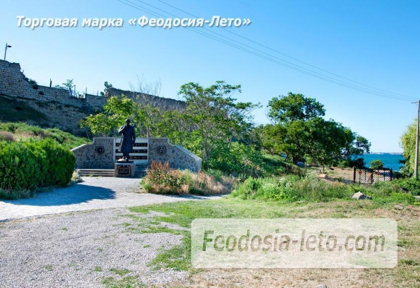 Экскурсия по Генуэзской крепости в г. Феодосия - фотография № 10