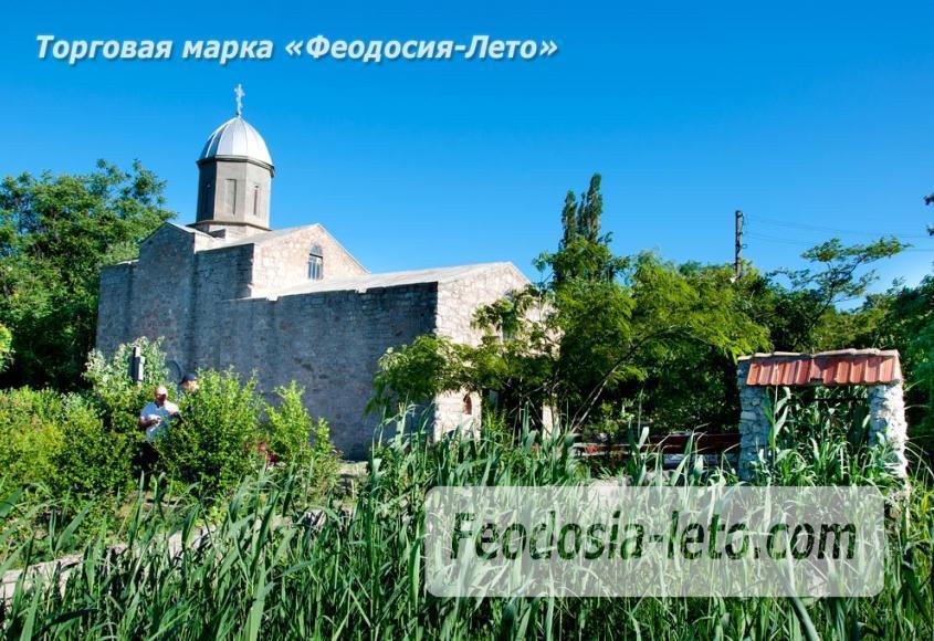 Экскурсия по Генуэзской крепости в г. Феодосия - фотография № 12