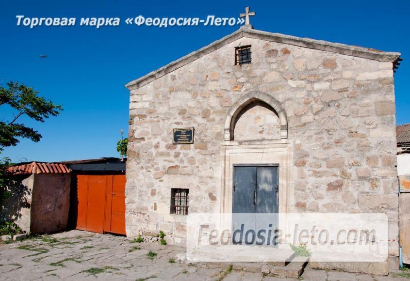 Экскурсия по Генуэзской крепости в г. Феодосия - фотография № 15