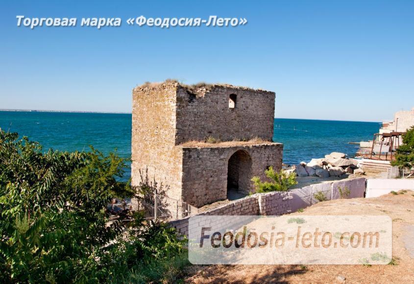 Экскурсия по Генуэзской крепости в г. Феодосия - фотография № 17