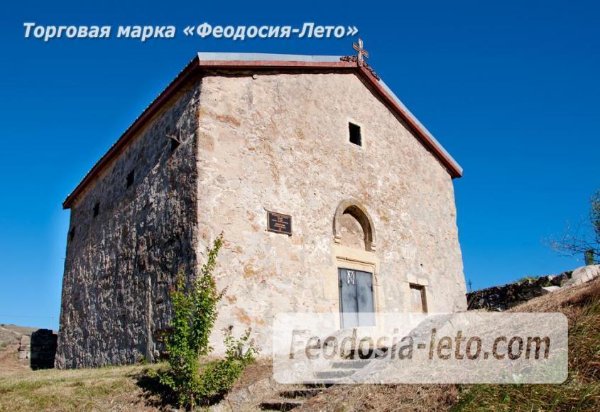 Экскурсия по Генуэзской крепости в г. Феодосия - фотография № 19