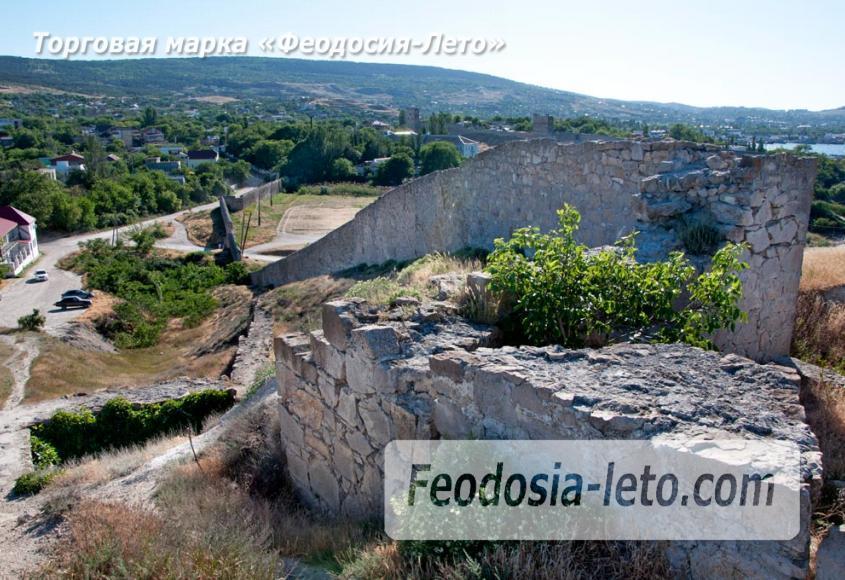 Экскурсия по Генуэзской крепости в г. Феодосия - фотография № 25