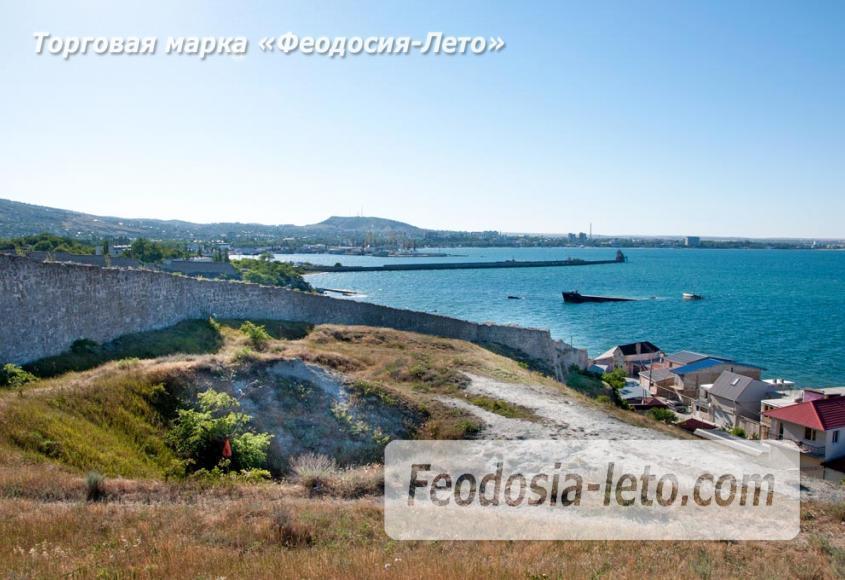Экскурсия по Генуэзской крепости в г. Феодосия - фотография № 26