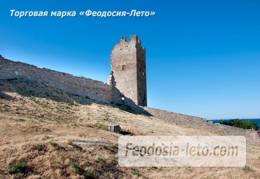 Экскурсия по Генуэзской крепости в г. Феодосия - фотография № 28