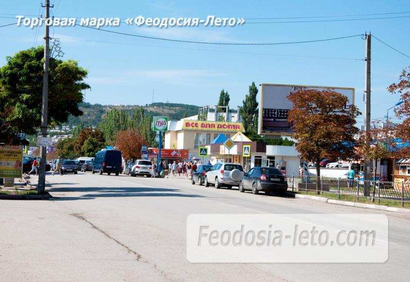 Районы Феодосии: бульвар Старшинова и улица Крымская - фотография № 1