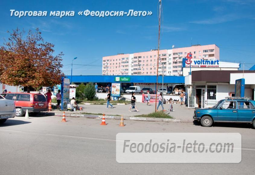 Районы Феодосии: бульвар Старшинова и улица Крымская - фотография № 2