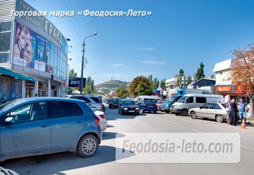 Районы Феодосии: бульвар Старшинова и улица Крымская - фотография № 3