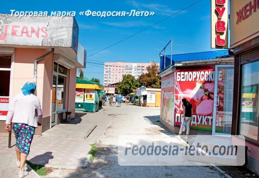 Районы Феодосии: бульвар Старшинова и улица Крымская - фотография № 6