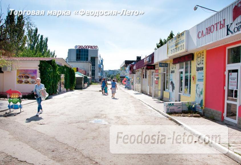 Районы Феодосии: бульвар Старшинова и улица Крымская - фотография № 7