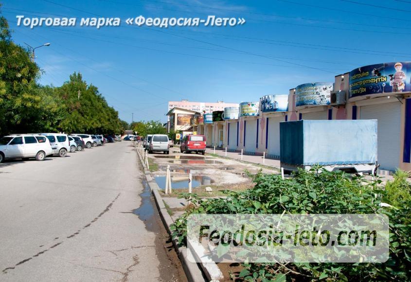 Районы Феодосии: бульвар Старшинова и улица Крымская - фотография № 8