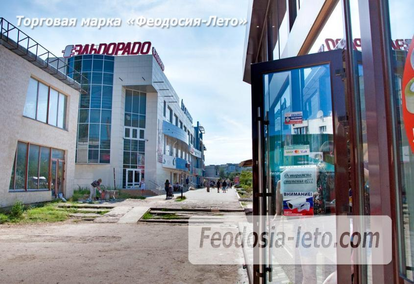 Районы Феодосии: бульвар Старшинова и улица Крымская - фотография № 9