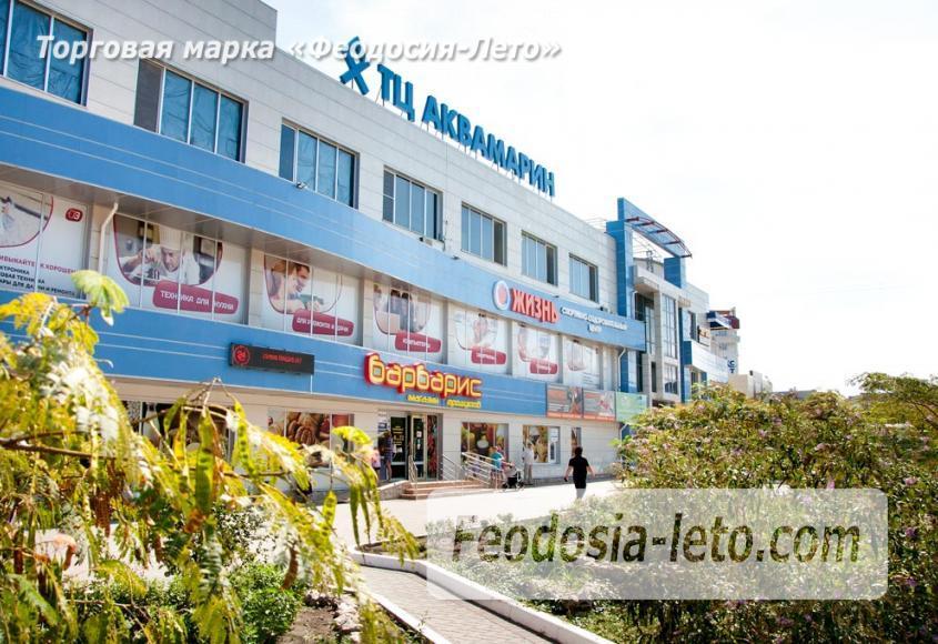 Районы Феодосии: бульвар Старшинова и улица Крымская - фотография № 10