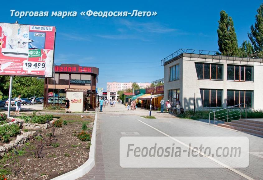 Районы Феодосии: бульвар Старшинова и улица Крымская - фотография № 11
