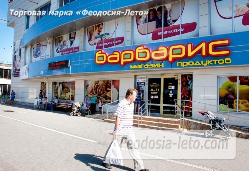 Районы Феодосии: бульвар Старшинова и улица Крымская - фотография № 13