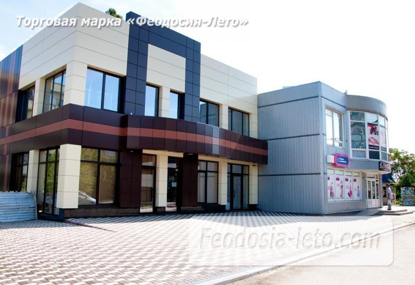 Районы Феодосии: бульвар Старшинова и улица Крымская - фотография № 14