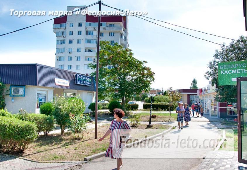 Районы Феодосии: бульвар Старшинова и улица Крымская - фотография № 16