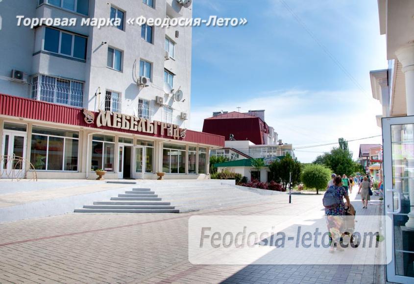 Районы Феодосии: бульвар Старшинова и улица Крымская - фотография № 18