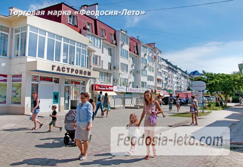 Районы Феодосии: бульвар Старшинова и улица Крымская - фотография № 19