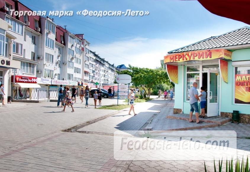 Районы Феодосии: бульвар Старшинова и улица Крымская - фотография № 20