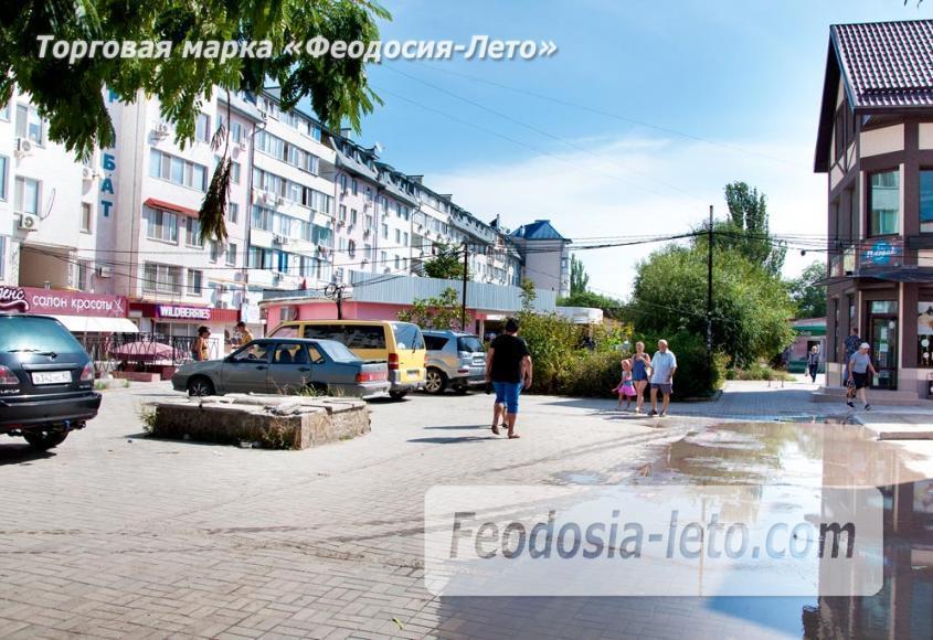 Районы Феодосии: бульвар Старшинова и улица Крымская - фотография № 21