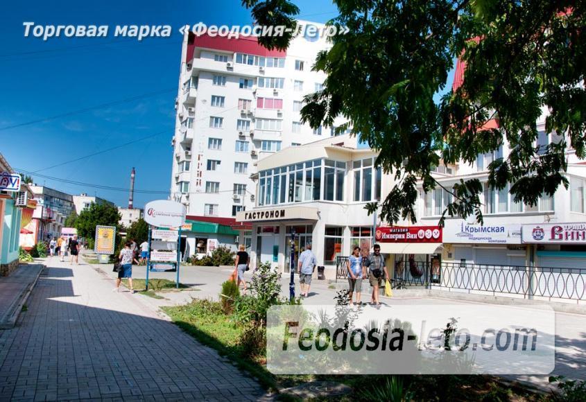 Районы Феодосии: бульвар Старшинова и улица Крымская - фотография № 22